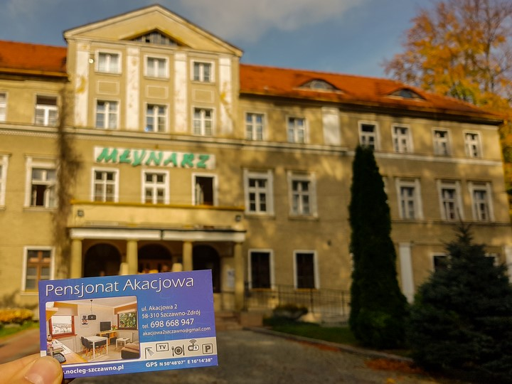 sanatorium młynarz